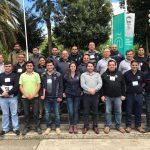 BOMBEROS DE LA COMUNA DE YUNGAY EN CUNSOS DE CAPACITACION DE NUEVA REGION DE ÑUBLE