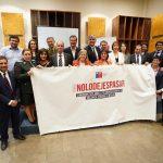 COMPROMISO REGIONAL A LA NO VIOLENCIA CONTRA LA MUJER FIRMAN AUTORIDADES DE ÑUBLE