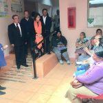 GOBERNADORA DE ITATA JUNTO AL DIRECTOR DEL SSÑ CONOCIERON NECESIDADES DEL CESFAM DE RÁNQUIL