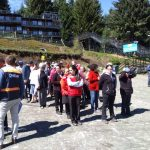 350 PERSONAS DE LAS TRANCAS PARTICIPARON EN PRIMER SIMULACRO DE ERUPCIÓN DEL COMPLEJO VOLCÁNICO NEVADOS DE CHILLÁN