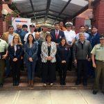 GOBERNACIÓN DE ITATA CONSTITUYÓ LA PRIMERA MESA DE PROTECCIÓN CIVIL Y EMERGENCIAS