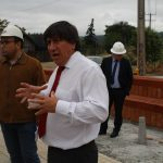 EMPRESA SE VA A QUIEBRA Y ABANDONA OBRAS EN CALLE SAMUEL MUÑOZ Y PEDRO LEÓN GALLO DE COELEMU