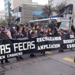 COMUNA DE CABRERO RECLAMACIONES POR PLANTA DE FECAS HUMANAS