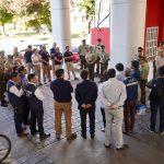 INSTITUCIONES PÚBLICAS REITERAN RONDAS DE FISCALIZACIÓN EN EL RADIO CÉNTRICO DE CHILLÁN