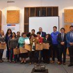 VECINOS DE 6 COMUNAS DE ÑUBLE FUERON BENEFICIADOS CON EL FONDO NACIONAL DE SEGURIDAD PÚBLICA 2018