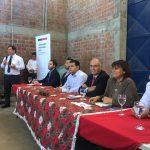 GOBERNADORA DE ITATA Y SEREMIS REALIZARON INÉDITA MESA DE TRABAJO CON 70 VIÑATEROS DE GUARILIHUE