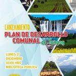 LANZAMIENTO DEL PLADECO EN LA COMUNA DE YUNGAY