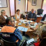 REFUERZAN COORDINACIONES Y VIGILANCIAS EN COMUNAS DE MAYOR COBERTURA DE RIESGO DE INCENDIOS