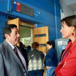 GOBERNACIÓN Y REGISTRO CIVIL PROYECTAN OPTIMIZACIÓN DE ATENCIÓN DEL SERVICIO EN DIGUILLÍN