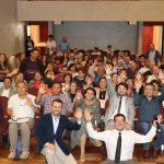 350 DIRIGENTES Y COMUNICADORES DE ITATA, PUNILLA Y DIGUILLÍN SE CAPACITARON EN FONDOS CONCURSABLES DE SEGEGOB ÑUBLE
