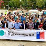 CON FERIA DE LA VIVIENDA MINVU ÑUBLE ENTREGÓ SUBSIDIOS A 230 FAMILIAS DE SECTORES MEDIOS