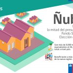 13 COMUNAS DE LA REGIÓN DE ÑUBLE FUERON BENEFICIADAS CON FONDO SOLIDARIO DE VIVIENDA