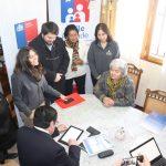 "AUTORIDADES LANZAN EN ÑUBLE PROGRAMA ""CLASE MEDIA PROTEGIDA"""