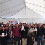 38 ORGANIZACIONES SOCIALES FUERON BENEFICIADAS CON FONDO QUE SE ENTREGA POR PRIMERA VEZ DESDE ÑUBLE