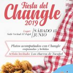 FIESTA DEL CHANGLE EN COMUNA DE TUCAPEL