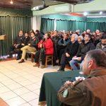 ERRADICAR EL ABIGEATO: CARABINEROS DE ÑUBLE Y JUNTAS DE VIGILANCIA RURAL SE CAPACITAN PARA PREVENIR DELITO