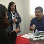 1.365 TEST RÁPIDOS DE VIH SE REALIZARON EN UNIVERSIDADES DE CHILLÁN