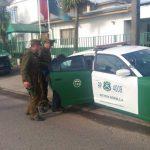 CARABINEROS DETUVO A SUJETO ACUSADO DE ROBAR CAMIÓN DE CONGELADOS EN CHILLÁN