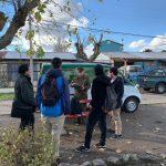 CARABINEROS DE CHILLÁN INFRACCIONÓ A CUATRO JÓVENES POR DROGA EN PLAZOLETA DE POBLACIÓN FERRETERA