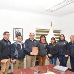 RECONOCEN LABOR DE BOMBEROS DURANTE SISTEMA FRONTAL