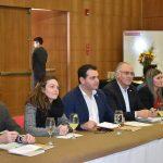 ENCUENTRO DE PYME MADERERA REÚNE A AUTORIDADES REGIONALES