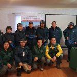 CONFORMAN CONSEJOS COMUNITARIOS DE PREVENCIÓN DE INCENDIOS FORESTALES EN DIGUILLÍN