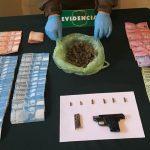 CARABINEROS DEL OS7 ÑUBLE DETUVO A MUJER REINCIDENTE EN EL TRÁFICO DE DROGAS EN CHILLÁN