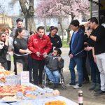 PRIMER ESPACIO DE FOOD TRUCKS REALIZADO EN PLAZA LA VICTORIA ESPERA REPLICARSE EN CHILLÁN