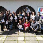 """ISL CAPACITA A FUNCIONARIOS DE CHILLAN EN VIEJO EN NUEVA LEY """"INDEPENDIENTES"""""""