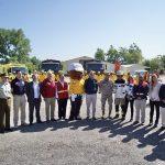 AUTORIDADES PRESENTARON PLAN PARA PREVENCIÓN Y COMBATE DE INCENDIOS FORESTALES EN ÑUBLE