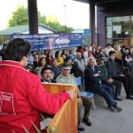 TRES NUEVOS VEHÍCULOS PARA EL PATRULLAJE PREVENTIVO FUERON ENTREGADOS EN LA COMUNA DE SAN CARLOS, INVERSIÓN DE LA SPD Y MUNICIPIO LOCAL