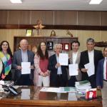 YUNGAY FIRMA CONVENIO DE COOPERACIÓN CON CIDERE BIOBIO Y MASISA S.A.  ARA EL FINANCIAMIENTO Y EJECUCIÓN DE PROYECTOS E INICIATIVAS PRODUCTIVAS EN LA COMUNA
