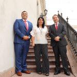 SEREMI RAÚL MARTÍNEZ PROYECTÓ TRABAJO DE SEGEGOB ÑUBLE EN REUNIÓN CON MINISTRA VOCERA DE GOBIERNO
