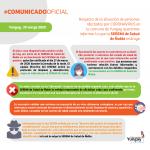COMUNICADO ILUSTRE MUNICIPALIDAD DE YUNGAY