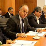 INTENDENTE ARRAU EXPONE A CONSEJO DE MINISTROS DE LA CNR NECESIDAD DE ACELERAR PROYECTOS DE EMBALSES