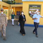 COVID-19 EN ITATA: ARRIBA CONTINGENTE MILITAR PARA MANTENER EL ORDEN Y SEGURIDAD