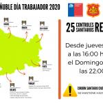 COMIENZA PLAN DE CONTROL PARA EL FIN DE SEMANA LARGO  EN ÑUBLE