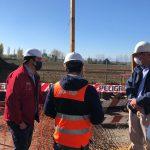 SEREMI MOP ÑUBLE  CORE APRUEBA CONSTRUCCIÓN DE APR EN YUNGAY