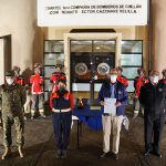 INTENDENTE ARRAU FIRMA CONVENIO POR $2.400 MILLONES PARA ELEMENTOS DE PROTECCIÓN PERSONAL DE BOMBEROS DE ÑUBLE