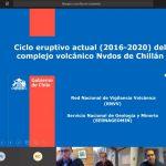 ADVIERTEN NUEVO CENTRO DE EMISIÓN EN COMPLEJO VOLCÁNICO NEVADOS DE CHILLÁN
