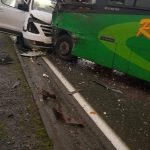 CARABINEROS DE LA SIAT ÑUBLE INVESTIGA ACCIDENTE DE TRÁNSITO QUE DEJÓ CINCO FALLECIDOS EN RUTA N-59 CAMINO A YUNGAY