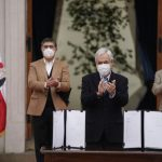 PRESIDENTE PIÑERA PROMULGA DOS LEYES: NUEVO IFE Y BENEFICIO PARA TRABAJADORES INDEPENDIENTES