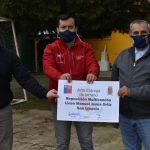 SUBDERE ENTREGA ACTAS DE TERRENO PARA PROYECTOS DEPORTIVOS EN LA COMUNA DE SAN IGNACIO