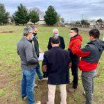 . PREPARAN TERRENO PARA INICIAR CONSTRUCCIÓN DE 252 VIVIENDAS PARA FAMILIAS YUNGAYINAS