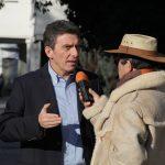 """CAMILO BENAVENTE Y PLEBISCITO: """"CHILLÁN DEBE SER UN EJEMPLO DE CIVISMO, UNIDAD Y RESPETO POR LAS DIFERENCIAS"""""""