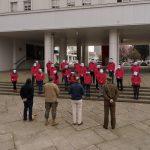 EQUIPO DE 20 MONITORES CIVILES SE SUMA AL CONTROL DE MEDIDAS SANITARIAS EN CHILLÁN Y CHILLÁN VIEJO