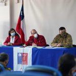 CHILLÁN  Y CHILÁN VIEJO  RETORNAN  A CUARENTENA TOTAL  A PARTIR DE ESTE MIÉRCOLES