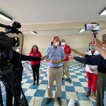 AUTORIDADES LANZAN EN ÑUBLE CAMPAÑA PARA PROMOVER LA PARTICIPACIÓN CIUDADANA EN EL PLEBISCITO