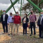 SUBDERE INAUGURA PROYECTOS DE DESARROLLO COMUNAL EN LA REGIÓN DE ÑUBLE