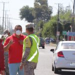 GABINETE REGIONAL SE DESPLIEGA EN PUNTOS DE CONTROL DE CHILLÁN Y CHILLÁN VIEJO